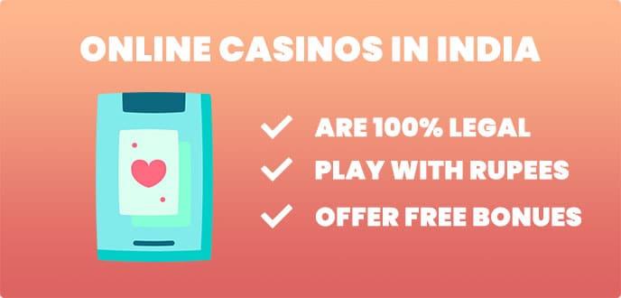 online casino India checklist