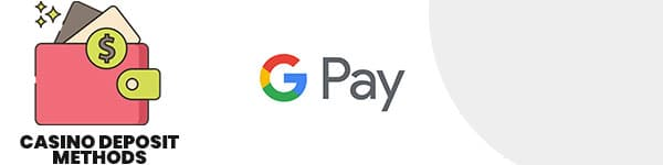 Google Pay deposit method for casinos in India