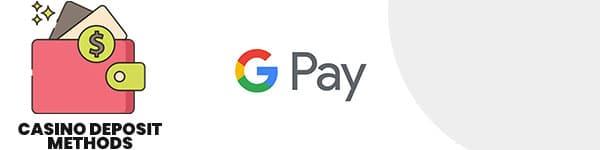 Google Pay deposit method for casinos in India