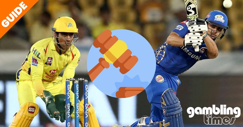 Indian law on cricket betting odds cs sports betting