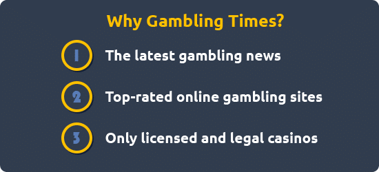 Gambling Times Guide to Online Gambling