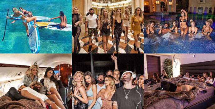 How rich is Dan Bilzerian?