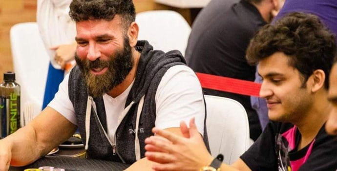 Dan Bilzerian poker player