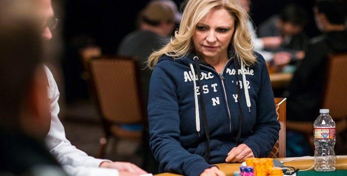 Jennifer Harman Poker Player