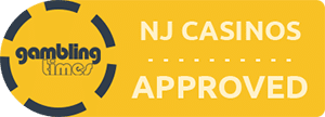 NJ Casinos Approved by Gambling Times