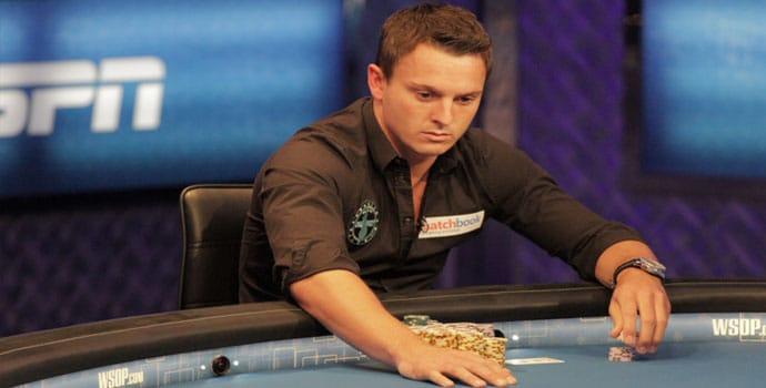 Sam Trickett Pro Poker Player