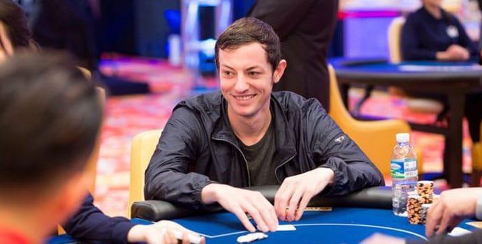 Tom Dwan Pro Poker Player
