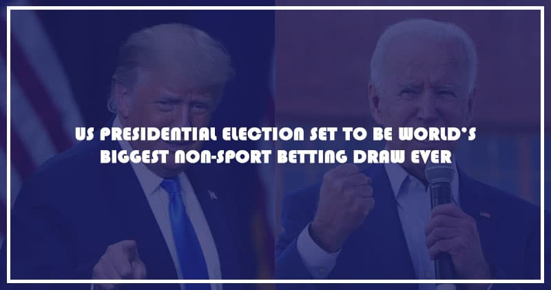 Is it illegal to bet on the presidential election horse betting terms forecast weather